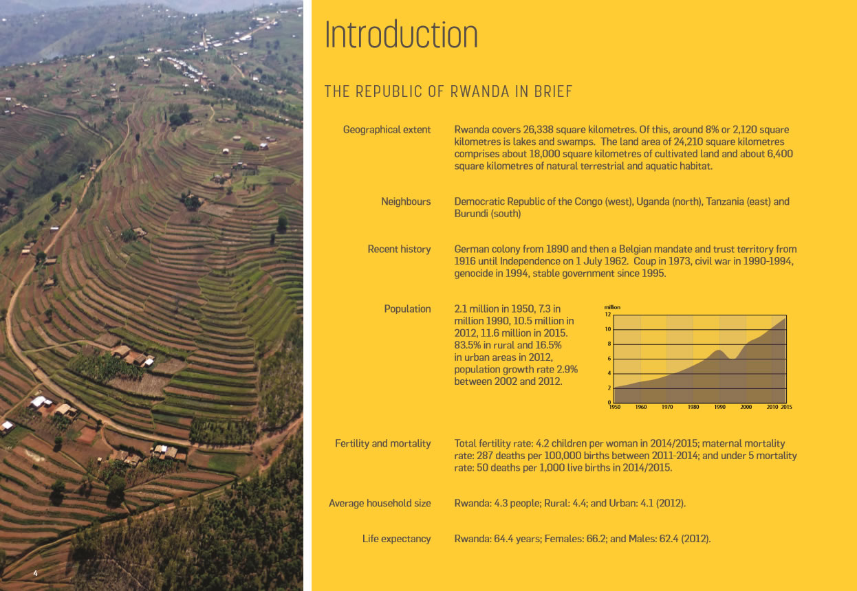Rwanda: the measure of a land | JARO Consultancy